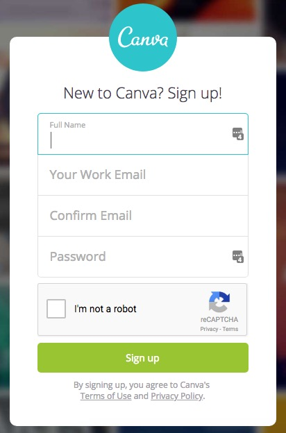 Canva-email-form